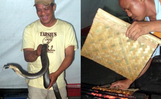 Resep Sate Ular Cobra