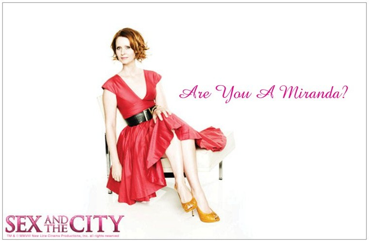 Sex And The City Card 45