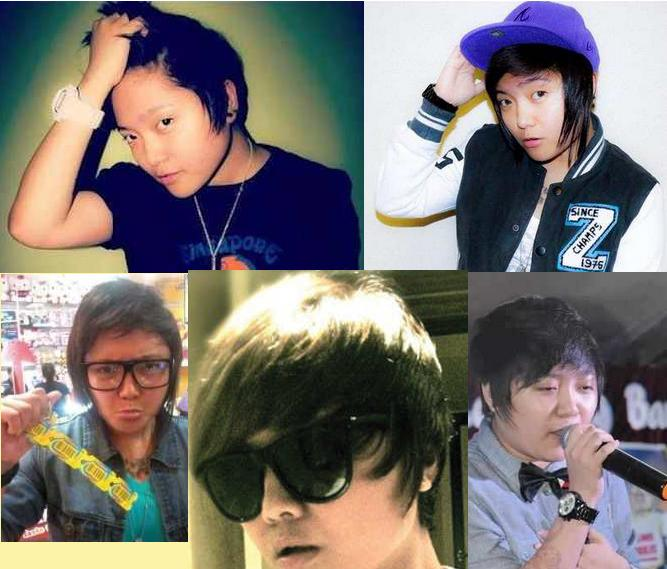 Charice Pempengco tomboy or lesbian or a boy