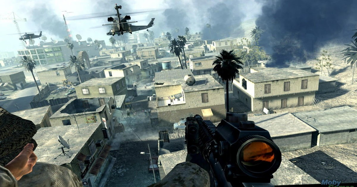 Call of Duty 4: Modern Warfare Full Crack iso [No survey ...