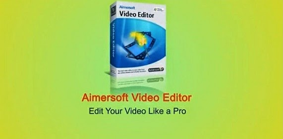 Aimersoft Video Editor review and details
