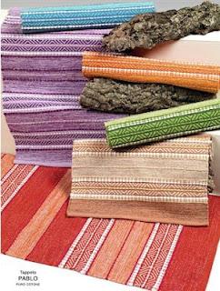 Tappeti colorati moderni design casa creativa e mobili for Tappeti colorati