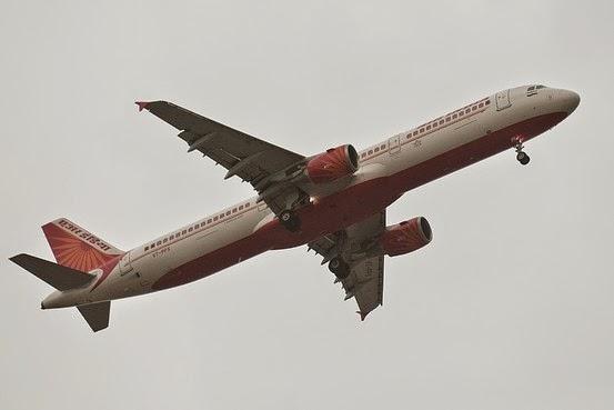 Air India jumpa tikus dalam Kapal Terbang