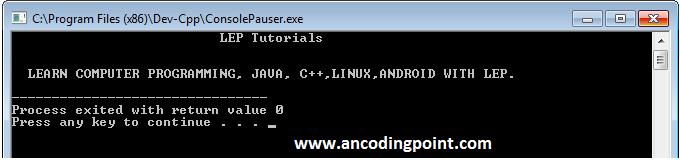 Bool in C++