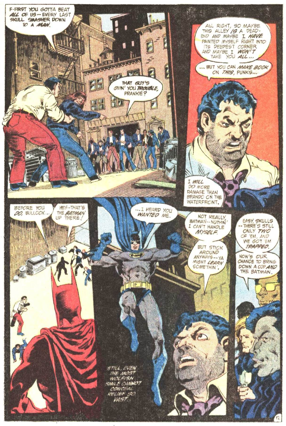 Detective Comics (1937) Issue #549 Page 14