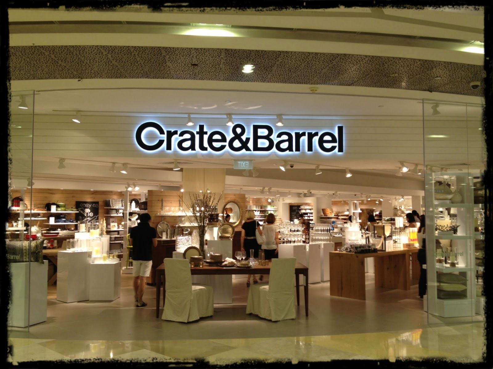 Find great deals on eBay for crate and barrel. Shop with confidence.