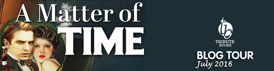 A Matter of Time Blog Tour