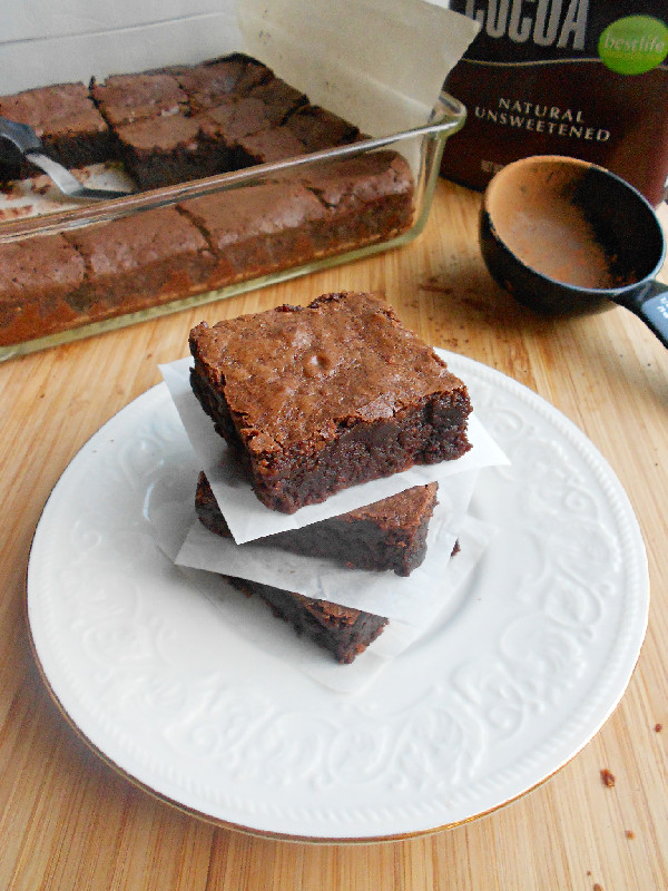Confessions of a Confectionista: My Favorite Brownies