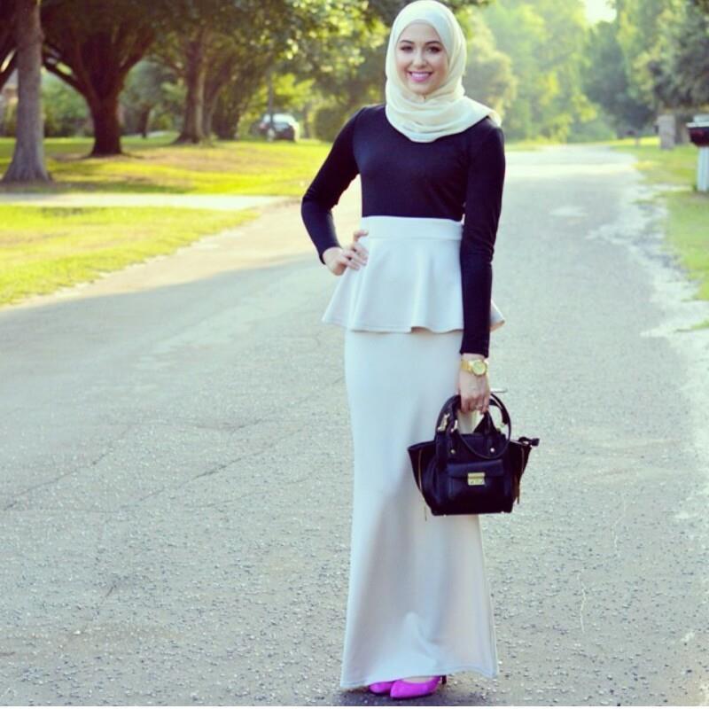 Hijab Mode Chic 2015 Hijab Fashion And Chic Style