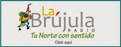Página de la emisora comunitaria La Brújula