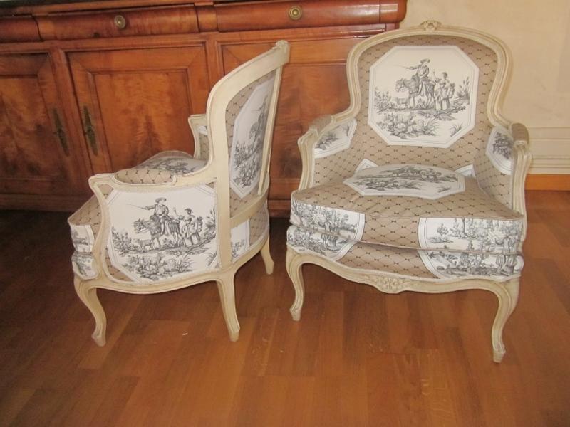 corine kern tapissier berg res louis xv. Black Bedroom Furniture Sets. Home Design Ideas