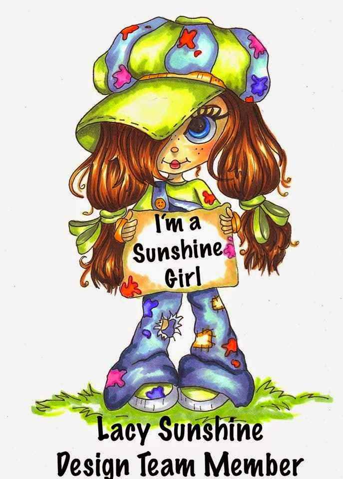Proud to be a Sunshine Girl