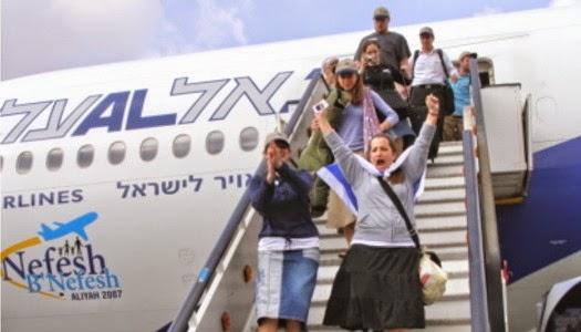 judíos retornan a Israel