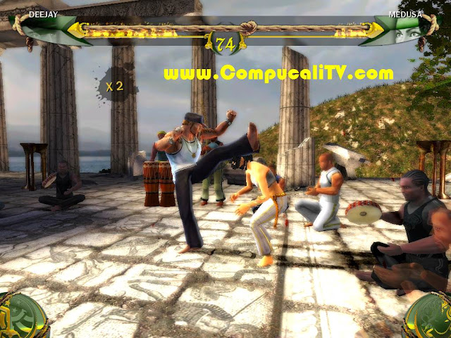 Capturas Martial Arts Capoeira PC