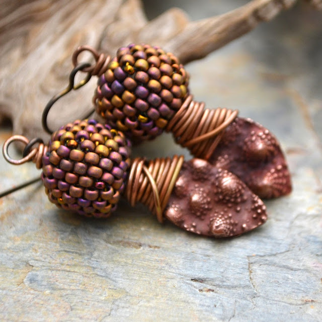 https://www.etsy.com/listing/171594980/handmade-copper-on-copper-beaded-beads