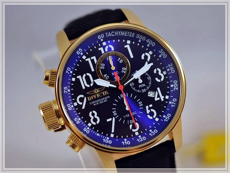 Sub Second Watch - Invicta : I Force Collection (1516)