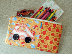 Lil' Boy Pencil Pouch