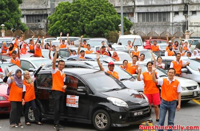 TNT Charity Hunt 2013, TNT Express Malaysia, TNT, Charity Hunt, TNT Charity Hunt