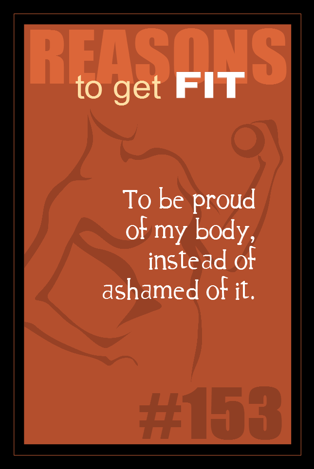 365 Reasons to Get Fit #153