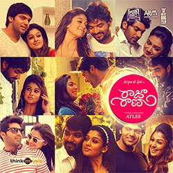 Raja Rani Telugu Movie Mp3 Songs Download