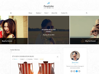 newsletter-themespie-wordpress-theme