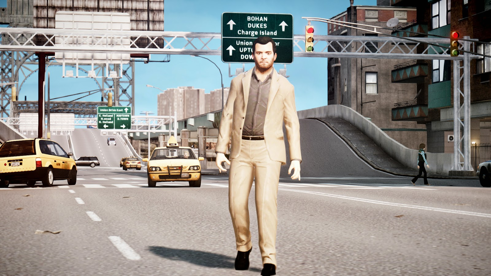 The Best GTA 5 Mods for GTA 4 - Mod