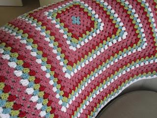Bright Baby Blanket
