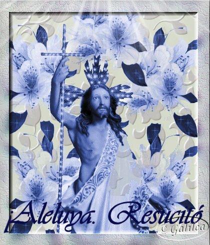 Imágenes religiosas de Galilea: Imágenes Jesús Resucitado