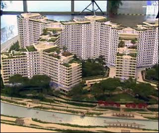 Tiong seng wins s 192m contract from hdb for Waterway terrace 2