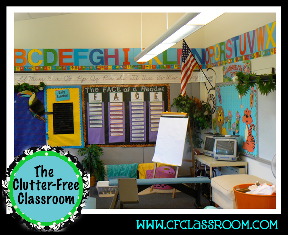 Classroom Rainforest Ideas : Jungle safari classroom theme clutter free