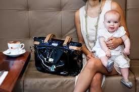 Trendy Baby Bags