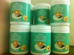 MIRACLE SLIMMING COFFEE 100% ORIGINAL GUARANTEED!