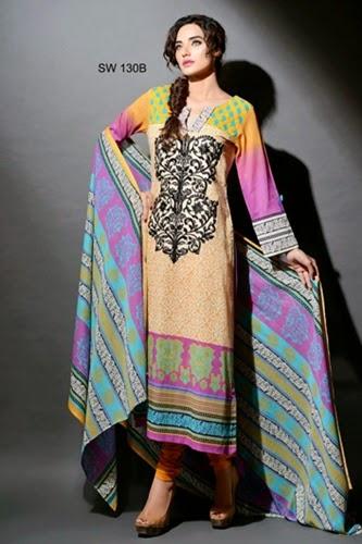 Charizma Range Eid Collection 2014