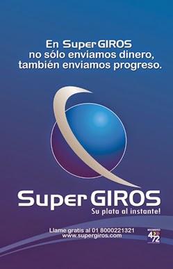 REALIZA TUS PAGOS SUPER GIROS