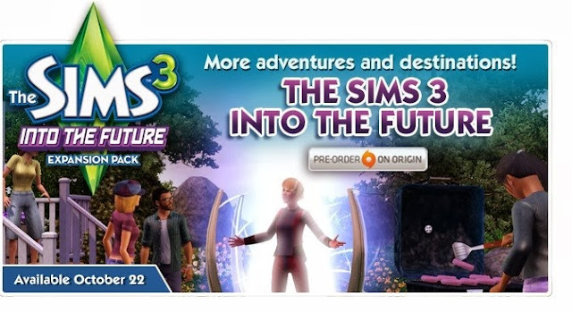 The Sims 3: Into the Future Game Review - PC and Xbox Download