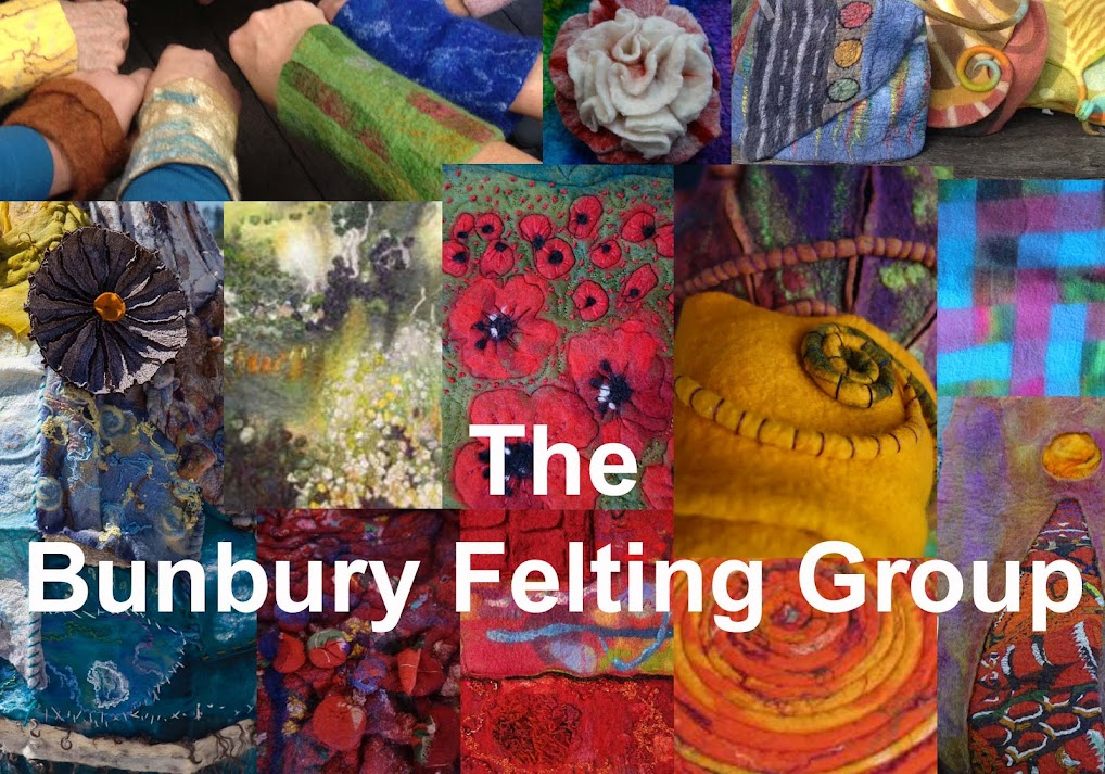 Bunbury Felting Group