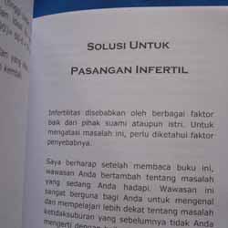 Buku Panduan Lengkap Cara Cepat Hamil