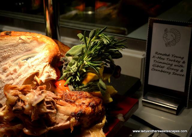 Christmas Turkey at c.taste