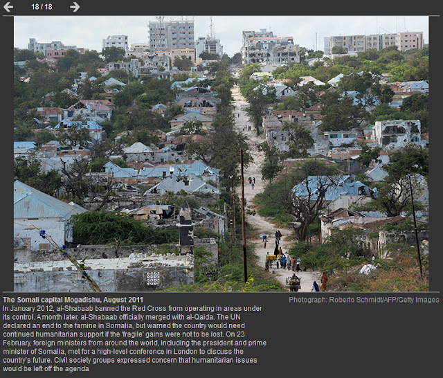 Somalia: 50 años de destrucción