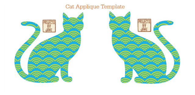 http://shopprojectsbyjane.blogspot.sg/2016/01/cat-applique-template.html