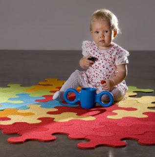 catifa puzzle polipropilè per espais infantils i habitacions nens