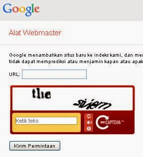alat webmasters untuk submit sitemap