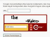 CARA SUBMIT SITEMAP BLOG KE GOOGLE WEBMASTERS TOOLS