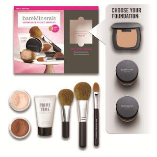 bareMinerals Get Started Kit Beauty Review