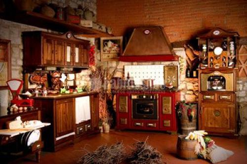 Fauna decorativa cocinando en la toscana cooking in tuscany for Muebles la toskana