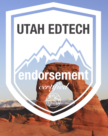 Utah EdTech Endorsement