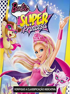 Barbie: Super Princesa - BDRip Dublado