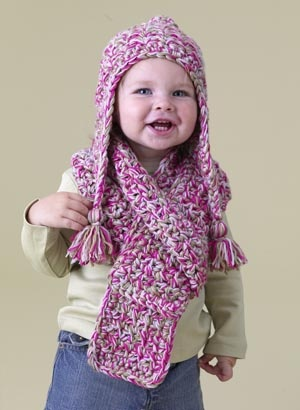 Crochet Pattern For Baby Hat And Scarf : Miss Julias Patterns: Free Patterns - 20 More Baby Hats ...
