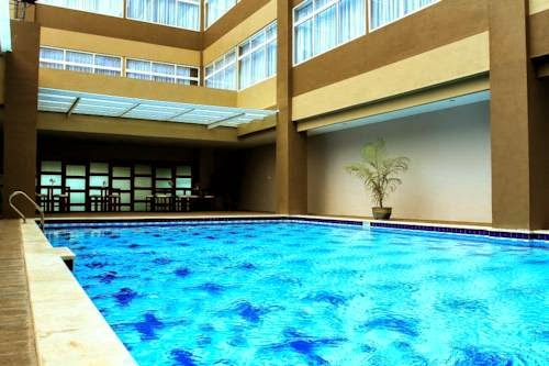 Kolam Renang Hotel Horison Pematang Siantar