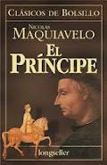 El Príncipe.Nicolás Maquiavelo